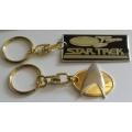 Key rings, Badges, Magnets